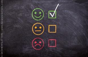 Newsletter : Osez le sondage de satisfaction à chaud !