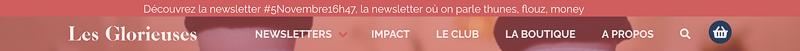 Mettre en place sur votre site un bandeau défilant d'auto-promotion à votre dernière newsletter